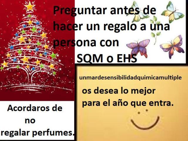 Preguntar antes de hacer un regalo a una persona con SQM o EHS